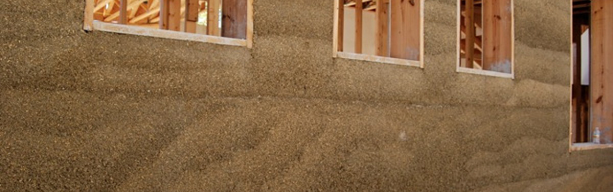 Industrial hemp is a sustainable green building product