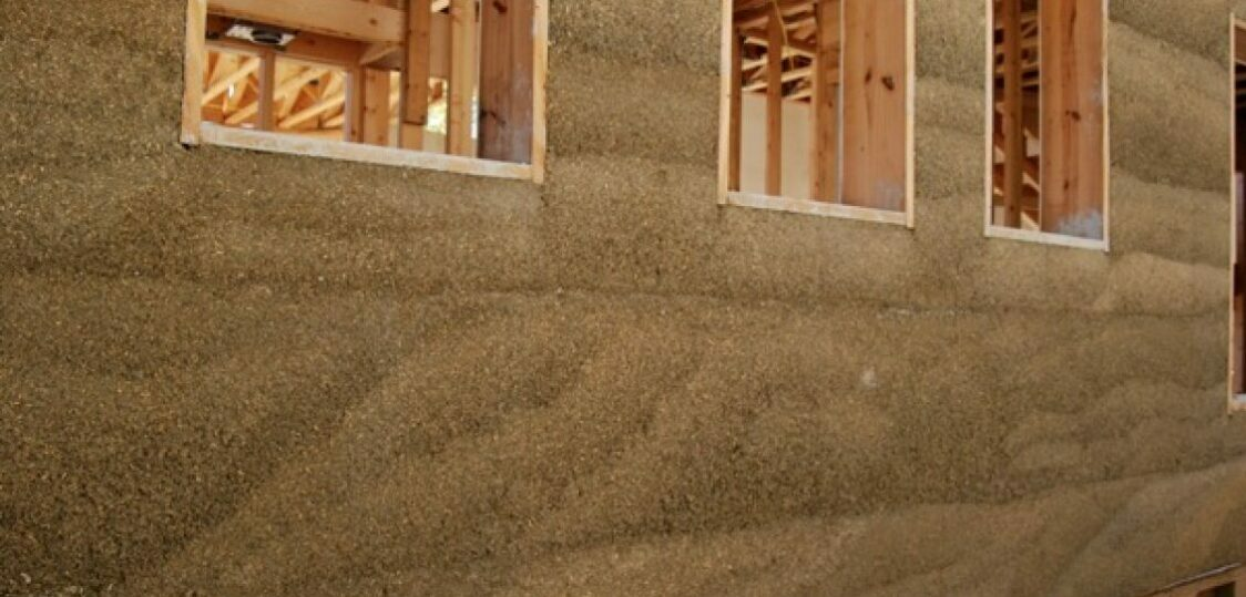 Hemp is a healthy, durable, and sustainable building material for homes and business